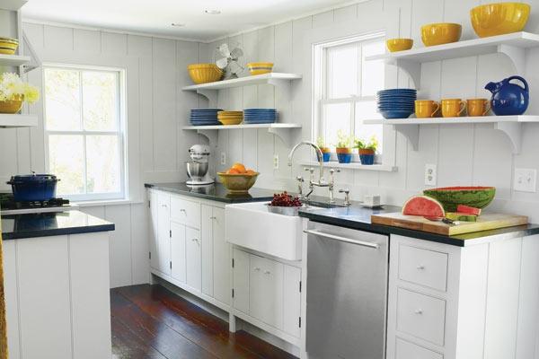 تعرّف على القواعد الصحيحة لترتيب وتوزيع أجهزة وأثاث المطبخ